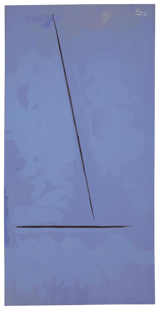 Robert Motherwell-August Sea No. 4-1972