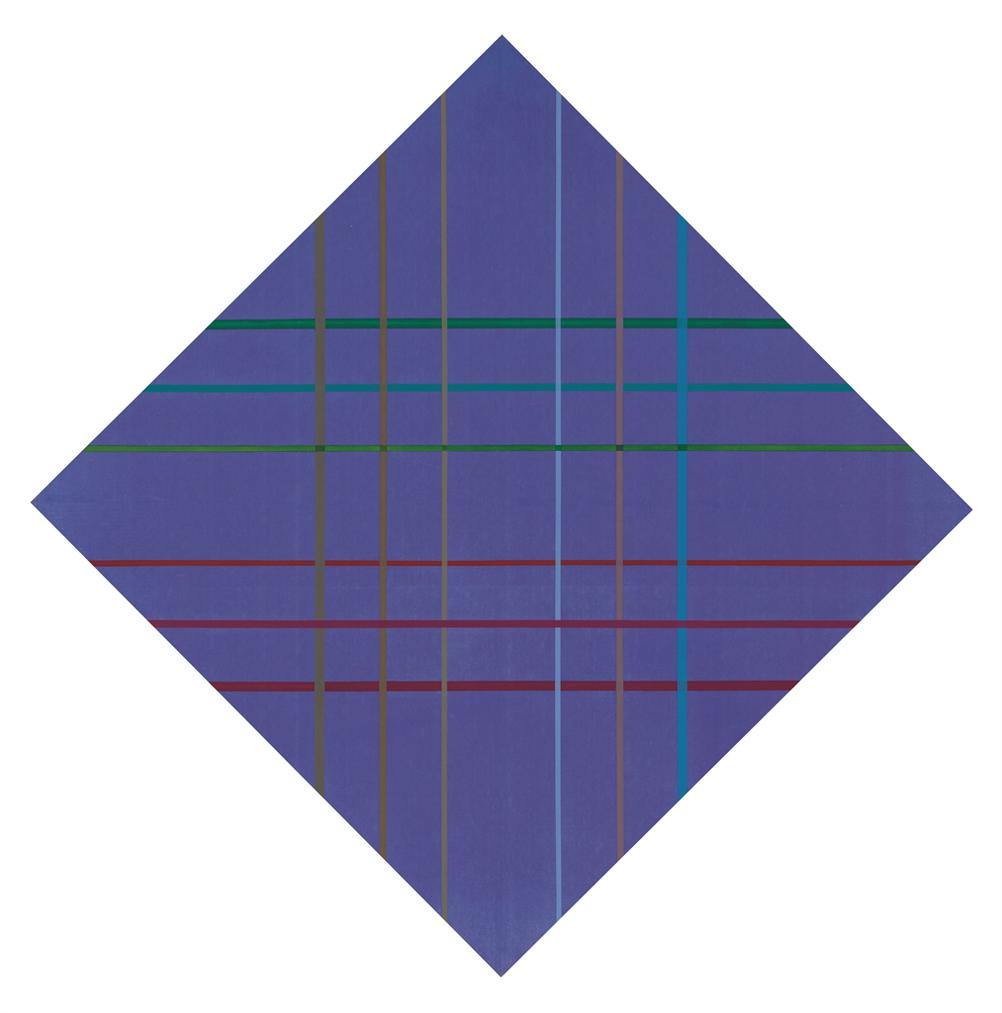 Kenneth Noland-Countervail-1973