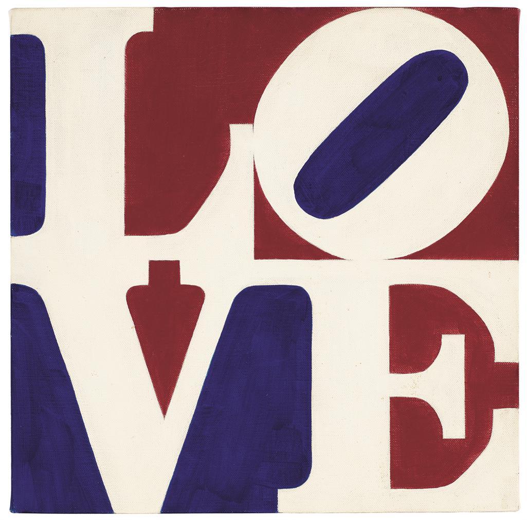 Robert Indiana-Love-1968