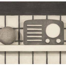 Tom Wesselmann-Still Life Drawing (3-D)-1965