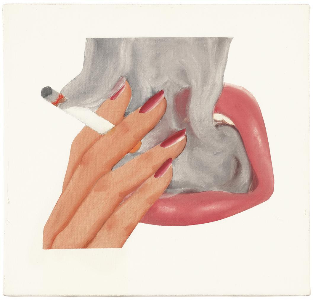 Tom Wesselmann-Smoker Study-1972