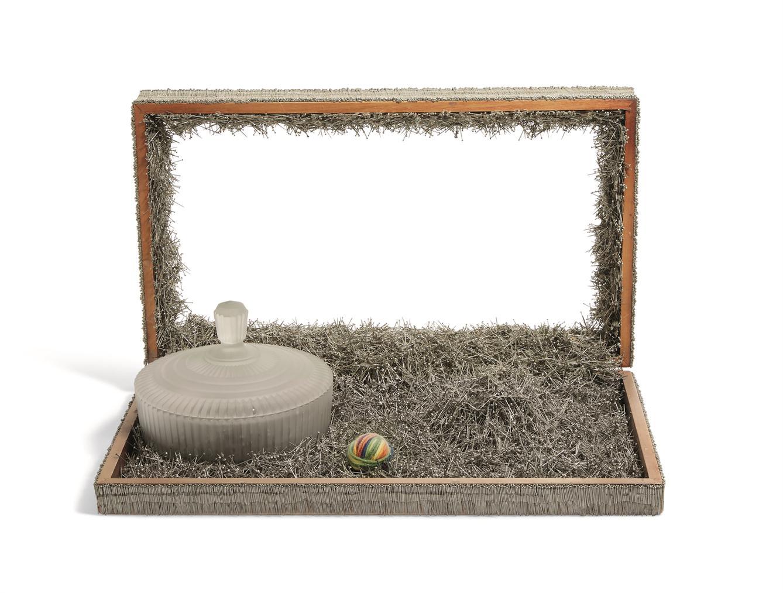 Lucas Samaras-Pin Box-1963