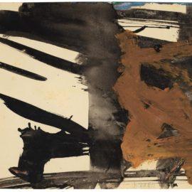 Franz Kline-Untitled-1958