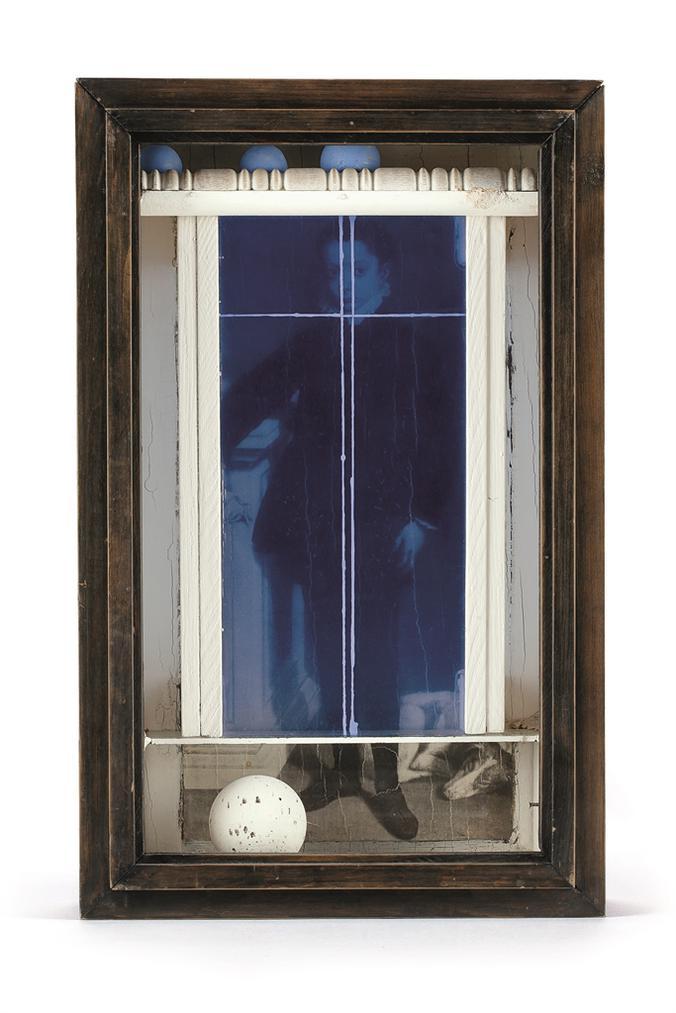 Joseph Cornell-Untitled (Medici Prince)-1952