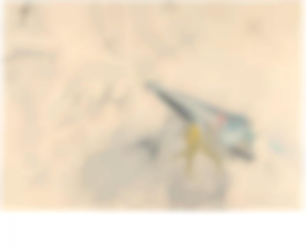 Willem de Kooning-Untitled-1945
