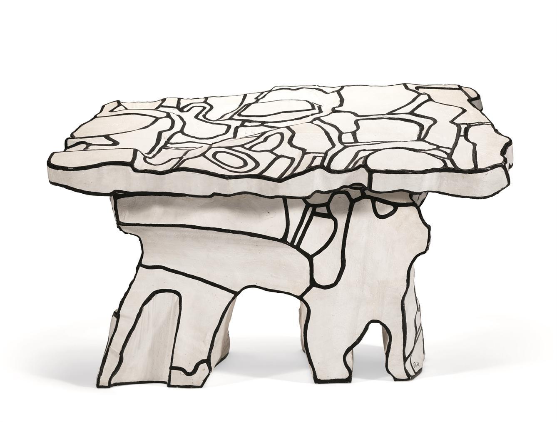 Jean Dubuffet-Table Logologique I-1969