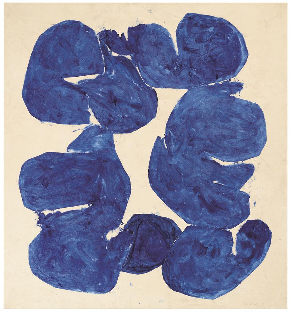 Simon Hantai-Meun-1968