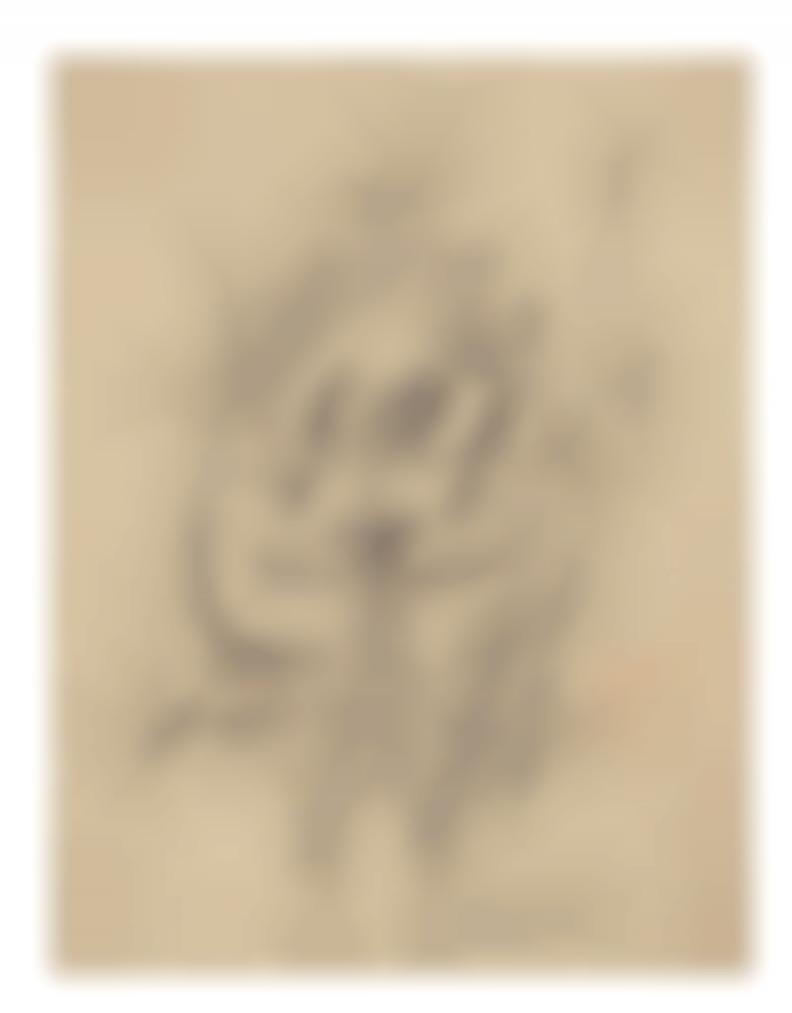 Willem de Kooning-Untitled-1950