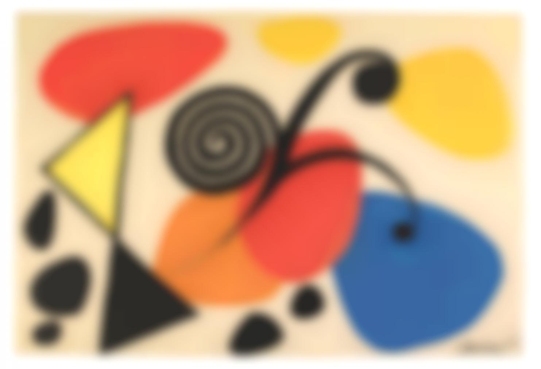 Alexander Calder-Untitled-1967