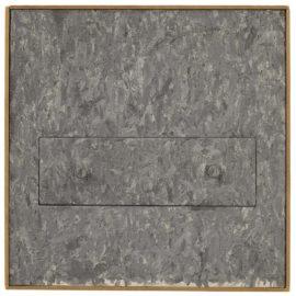 Richard Pettibone-Jasper Johns, Drawer, 1957-1967