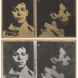 Richard Pettibone-Andy Warhol, 'Most Wanted Man'-1969