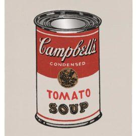 Richard Pettibone-Andy Warhol, 32 Cans Of Campbells Soup, 1962-1987