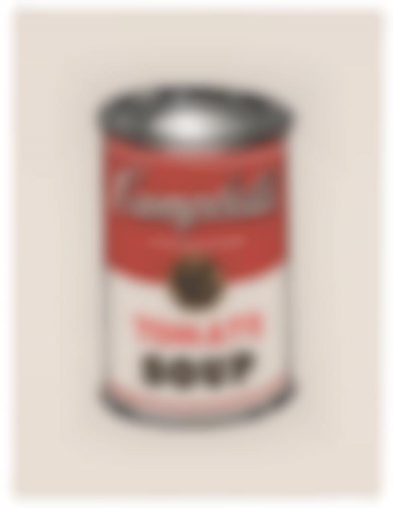 Richard Pettibone-Andy Warhol, 32 Cans Of Campbells Soup, 1962-1987