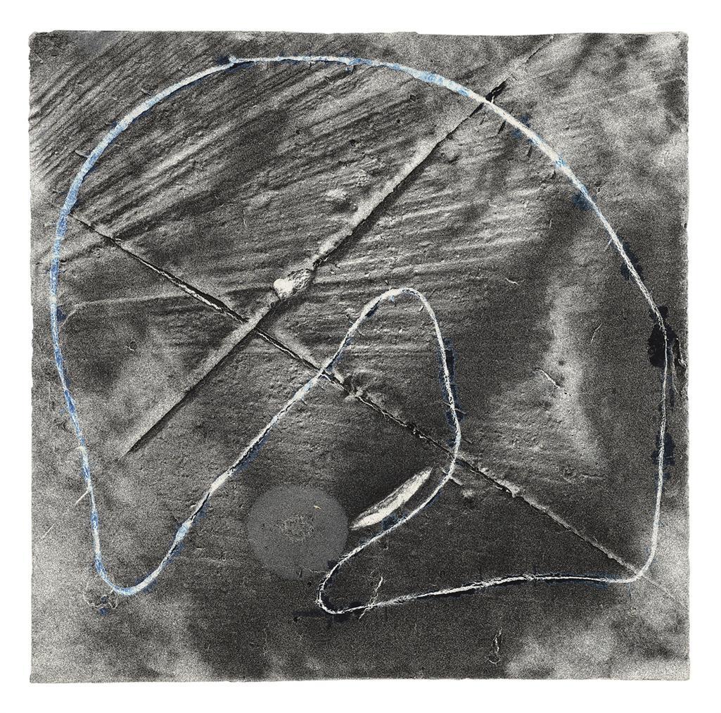Jack Whitten-Virgin Space Loop #19-2012