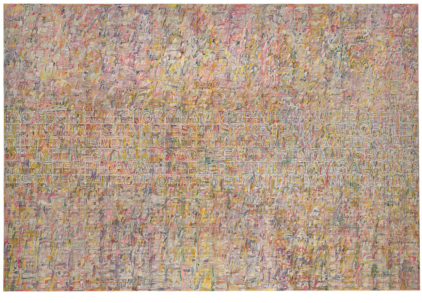 Richard Prince-Untitled (Check Painting)-2006