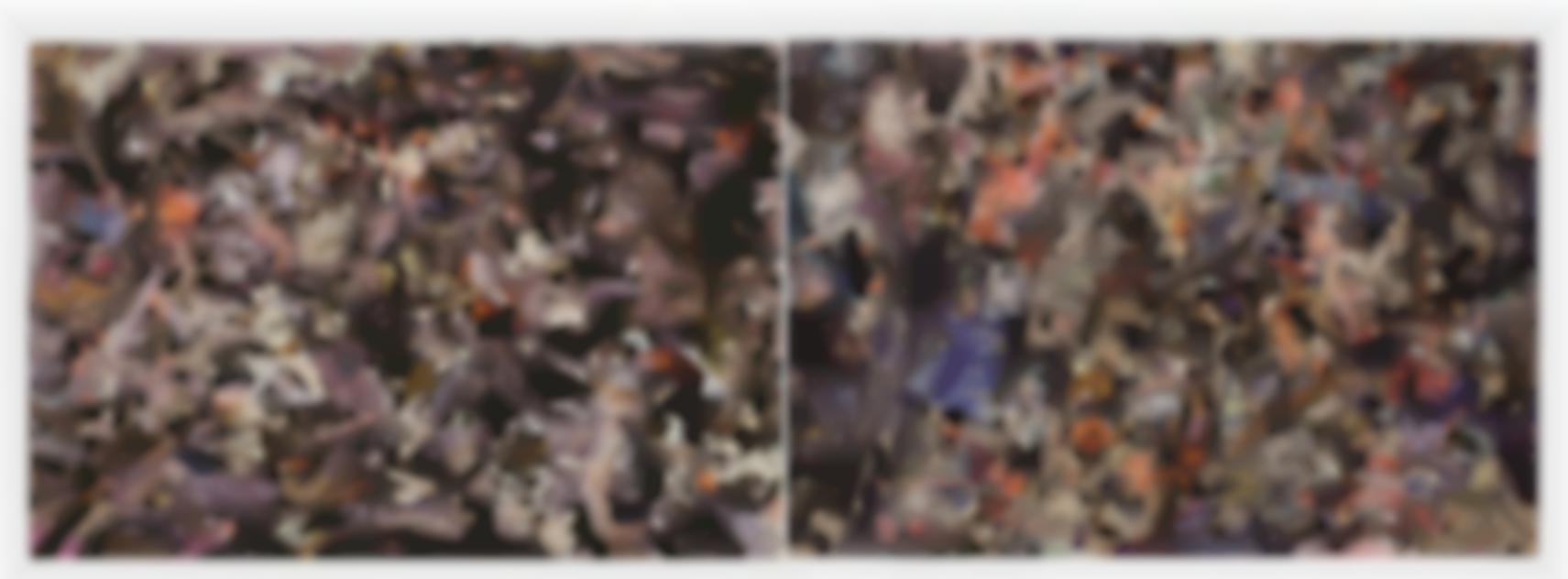 Cecily Brown-Things Could Be Different, But Theyre Not-2007