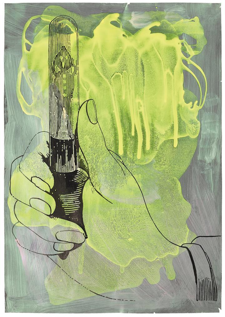 Sigmar Polke-Untitled-2003
