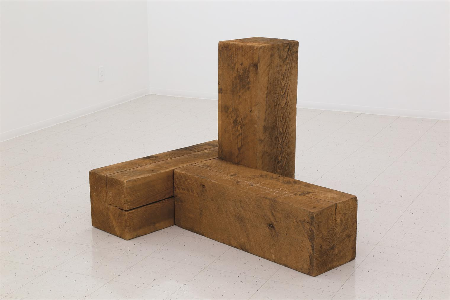 Carl Andre-The Way East And South-1975