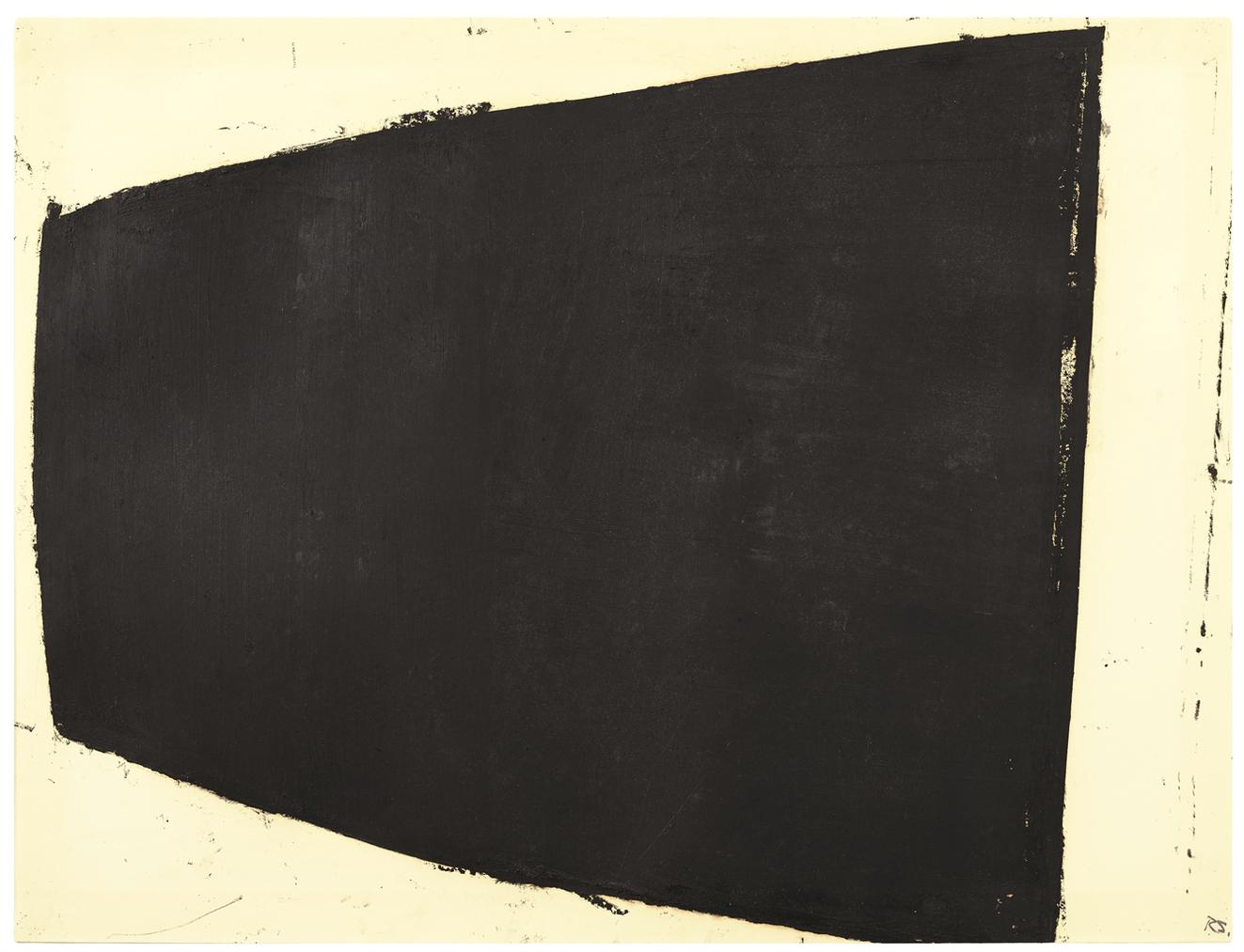 Richard Serra-Curve 2-1981