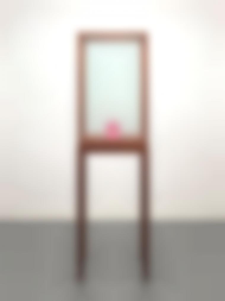 Sherrie Levine-Pink Skull-2011