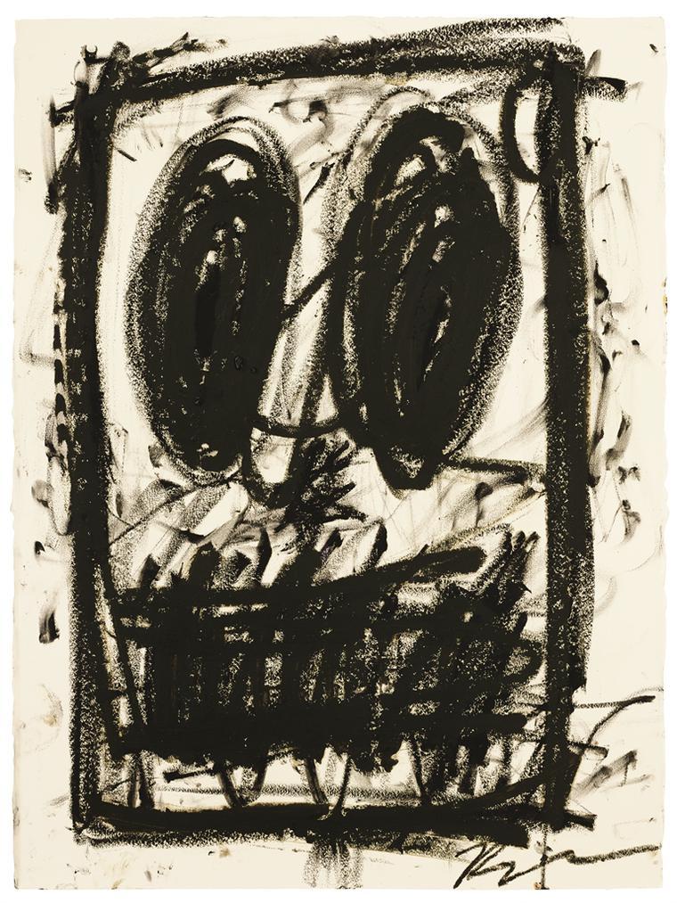 Rashid Johnson-Untitled Anxious Drawing-2016