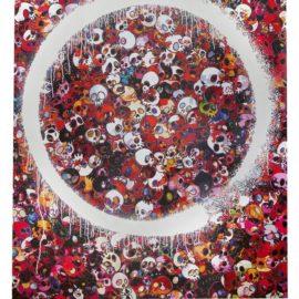 Takashi Murakami-Enso: Blood And Bones-2015
