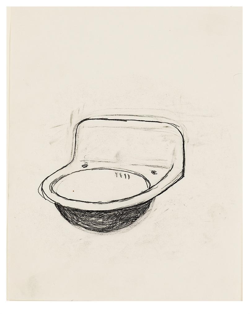 Robert Gober-Untitled-1984
