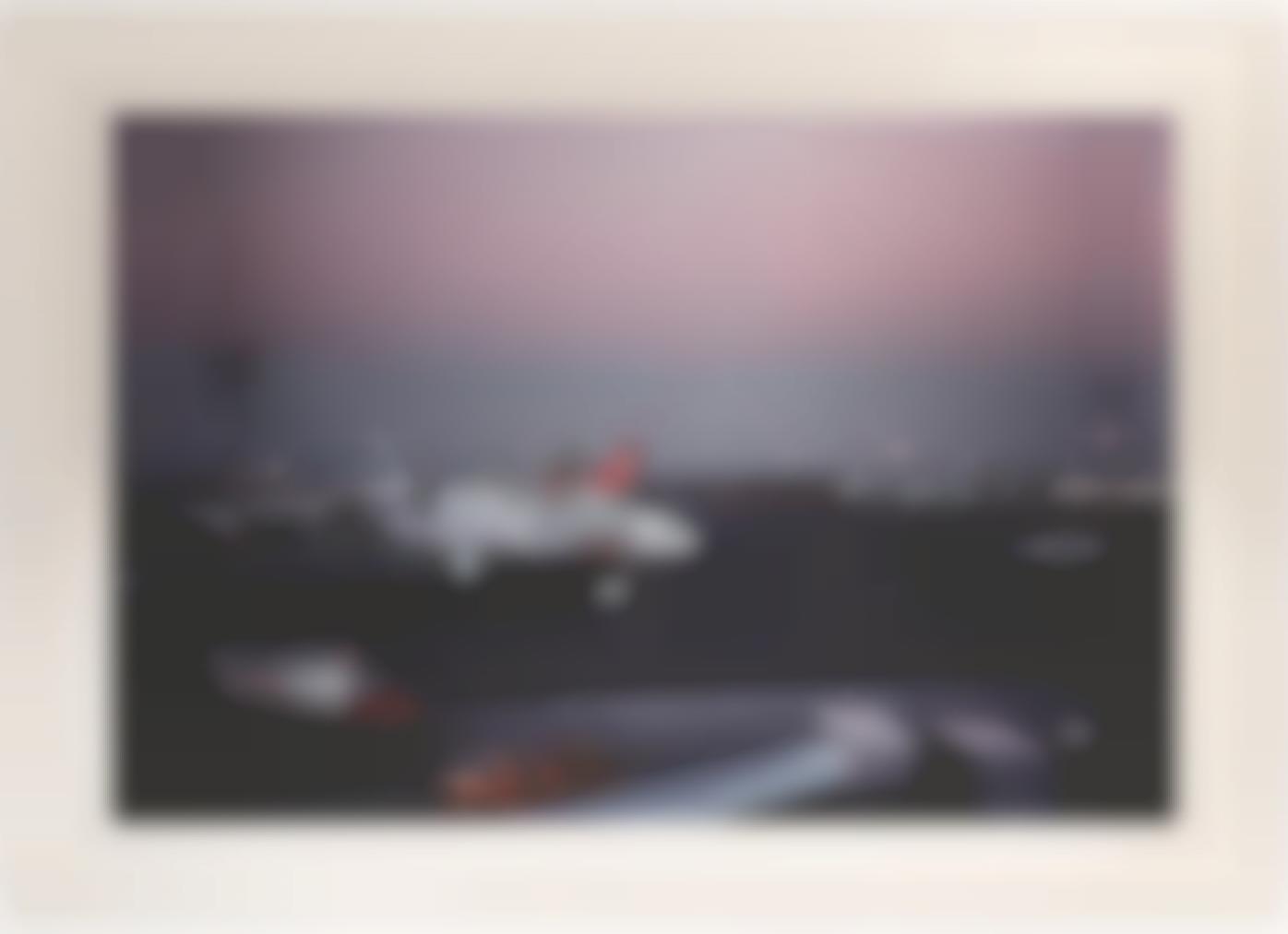 Peter Fischli & David Weiss-Sas Und Swiss Air, Ny (Sas And Swiss Air, Ny)-1989