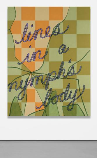 Caitlin Keogh - Lines In A Nymphs Body-2019