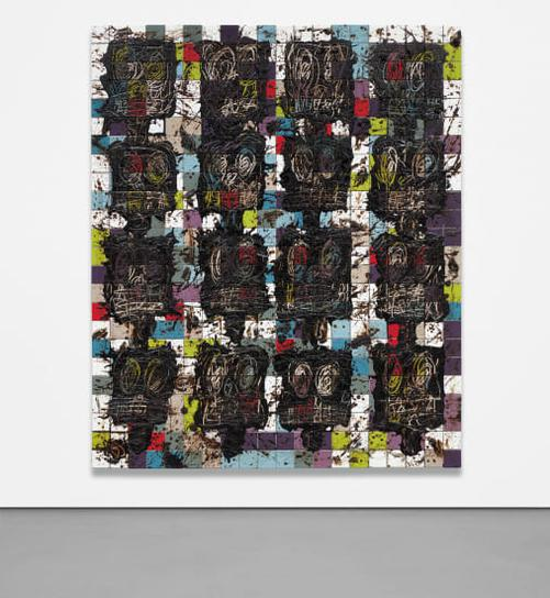Rashid Johnson-Color Men-2016