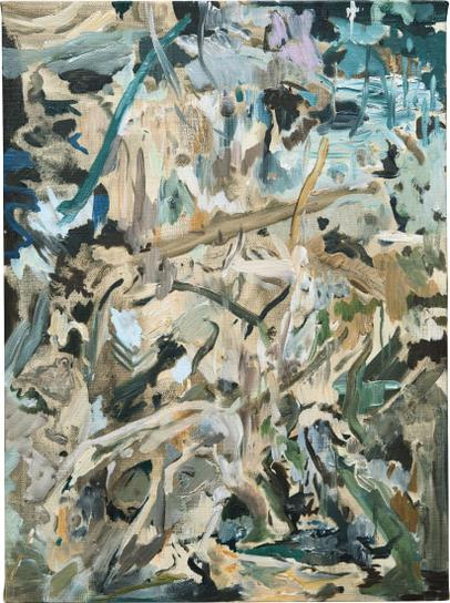 Cecily Brown-Untitled #54-2007