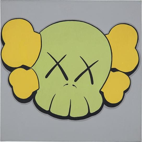 KAWS-Untitled-1997