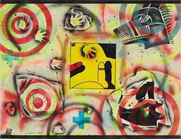 David Wojnarowicz-Untitled-1983