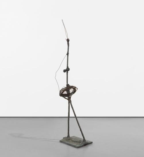 George Condo-Electric Ballerina-1989