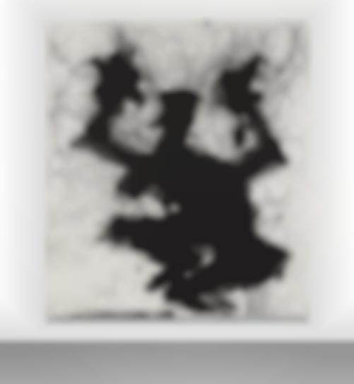 Richard Hambleton-Black And White Jumper-1997