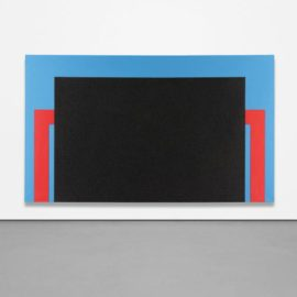 Peter Halley-Black Cell-1988