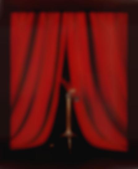 Sarah Charlesworth-Untitled (Voyeur) From The Doubleworld Series-1995