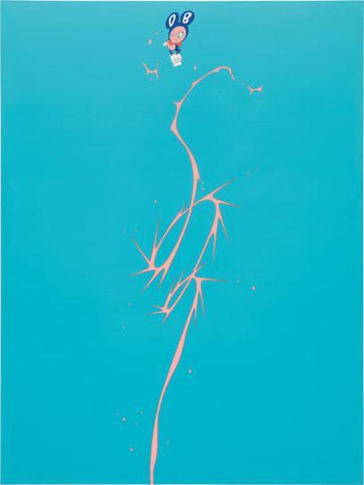 Takashi Murakami-Dob Splash (Walkman)-1999