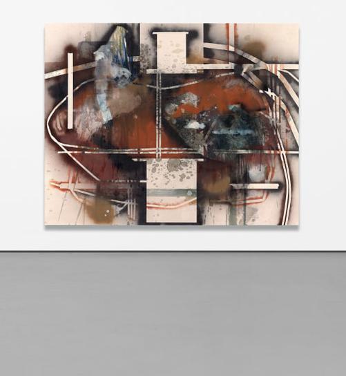 Elizabeth Neel-Routes And Pressures-2012