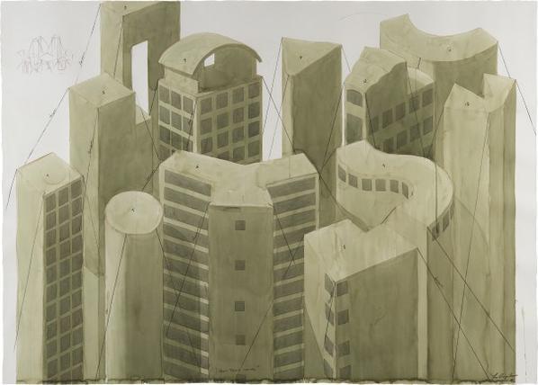 Los Carpinteros-Downtown Verde-2001
