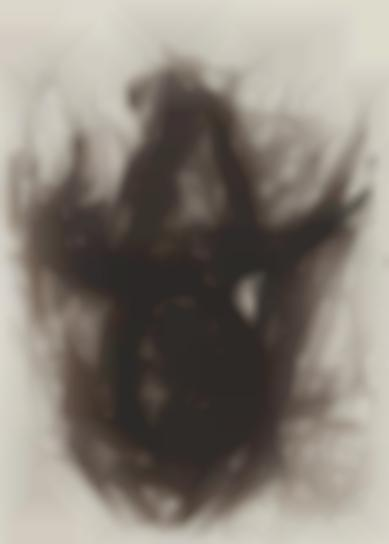 Georg Baselitz-Untitled (Tete)-1979