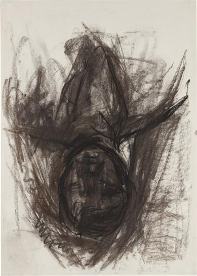 Georg Baselitz-Untitled (Tete)-1979
