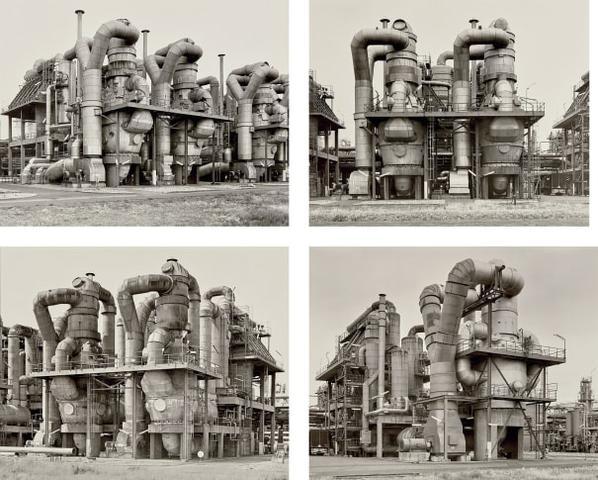 Bernd and Hilla Becher-Chemische Fabrik Wesseling Bei Koln-1998