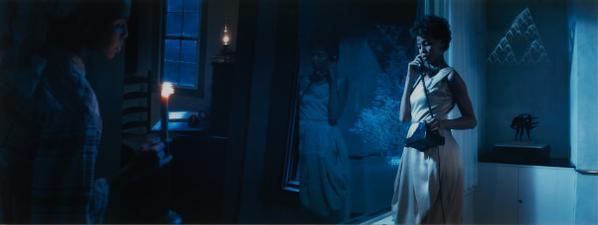 Lorna Simpson-Corridor (Night)-2003