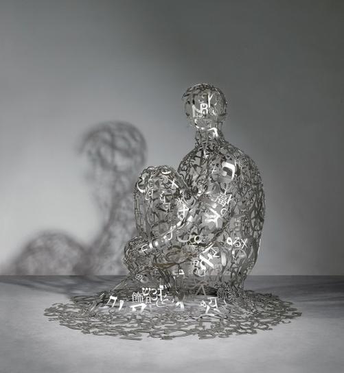 Jaume Plensa-Endless IV-2012