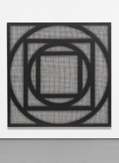 George Cohen - Two Circles And Three Squares-2018