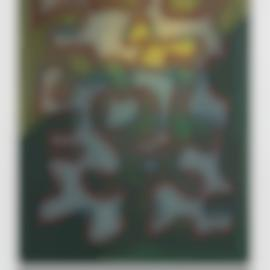 Peter Schuyff-Untitled-1984