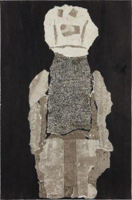 Jean Dubuffet-Barbe Des Bourreaux De Paris-1959