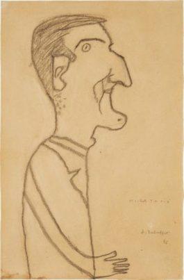 Jean Dubuffet-Michel Tapie-1946