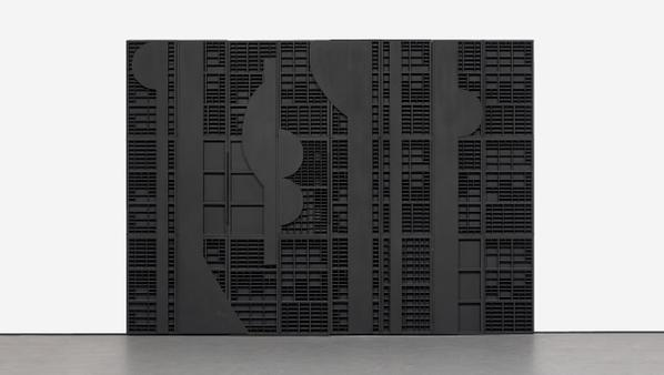 Louise Nevelson-City Series-1974